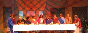 The Living Last Supper